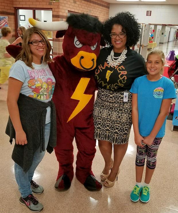 Ty Maria Batts, 5th Grade Teacher, Cason Lane Academy