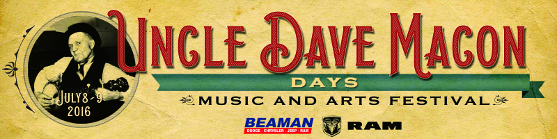 Uncle Dave Macon Days Festival is a Top 20 Event for the South | Uncle Dave Macon Days, Gloria Christy, Cannonsburgh Villiage,music,music event,Nashville music,Murfreesboro music,music