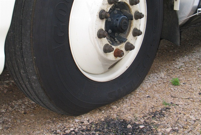 COLD WEATHER: Cold Can Deflate Tires