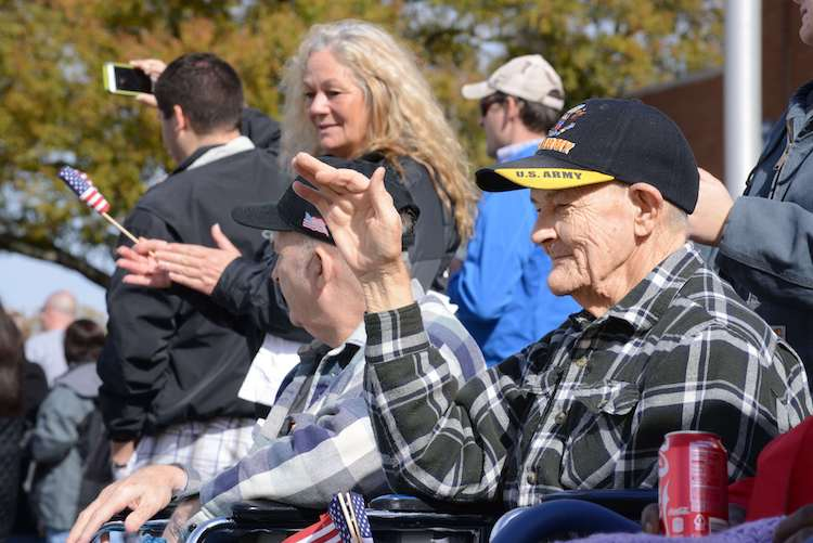 Local VA seeks participants, volunteers for Veterans Day parade