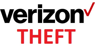 Verizon Wireless Theft