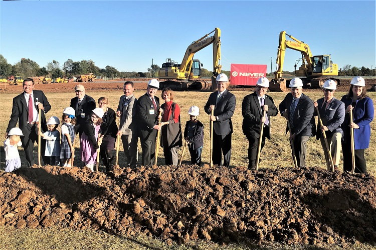 Vanderbilt Medical Center's Groundbreaking Was Monday