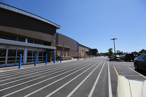 New Walmart Number Three on Memorial Almost Ready to OPEN - Murfreesboro News and Radio