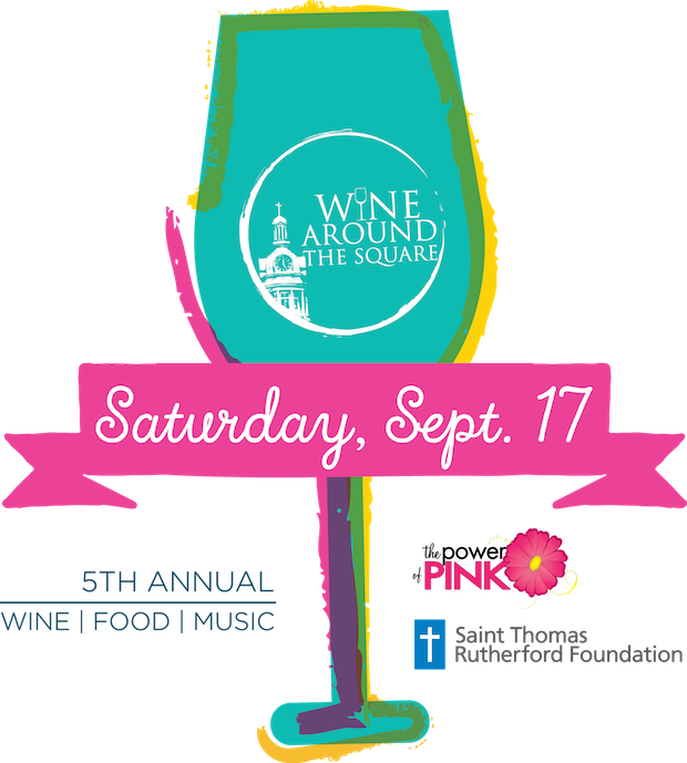 Wine Around the Square is This Saturday Evening