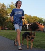 Free Local Dog Walking Program Begins May 1st