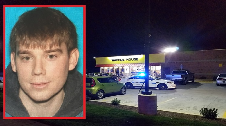 Mass Shooting by Naked Man In Antioch's Waffle House