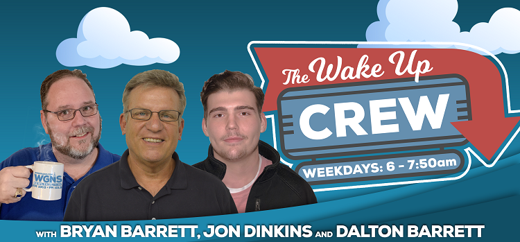 The Wake Up Crew Debuts