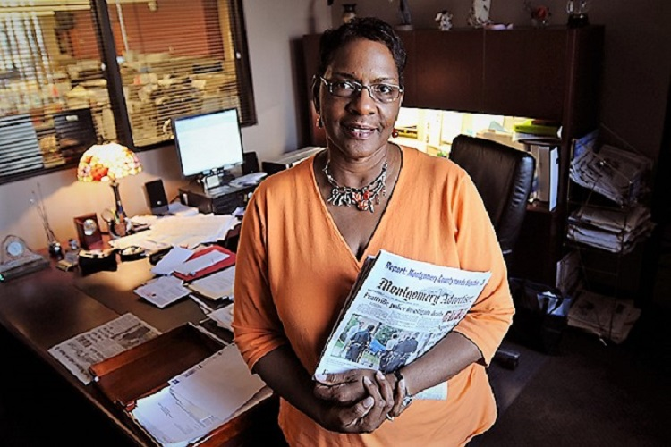 BLACK HISTORY MONTH: Reporter-Editor Speaks Monday