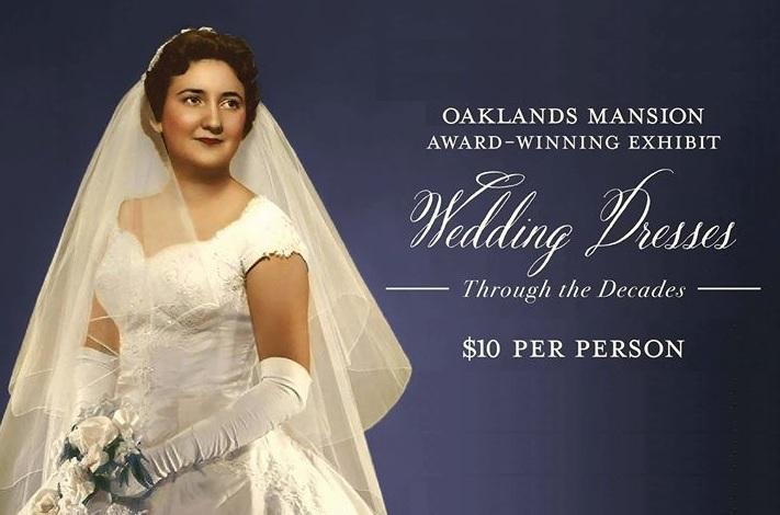 8th Annual Wedding Dresses Through The Decades