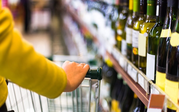 Wine in Grocery Stores Begins Friday