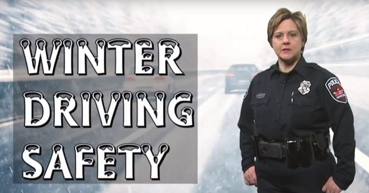 Winter Driving Tips from Murfreesboro Police Department
