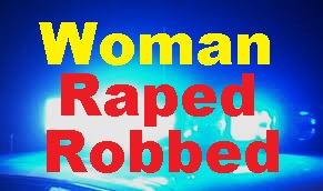 85-Year Old Woman Raped and Robbed