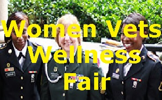 Women Veteran's Wellness Fair