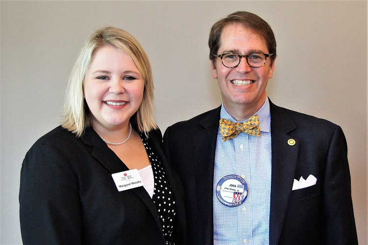 Murfreesboro Rotary Learns LIFE Heart Tips!