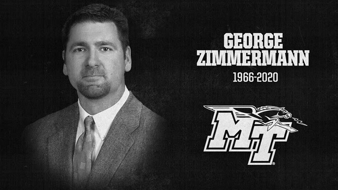 MTSU Baseball Player / Employee George Zimmermann Remembered