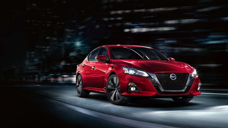 Nissan Invests Millions to Produce Altima Sedan