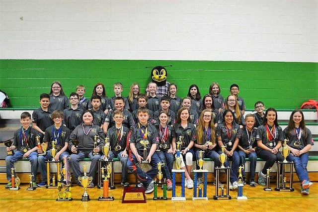 Congratulations Buchanan Elementary Archery Students