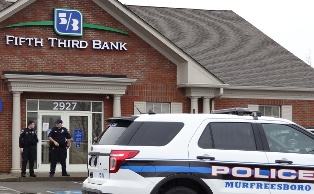 Bank Robbery at Fifth Third Bank