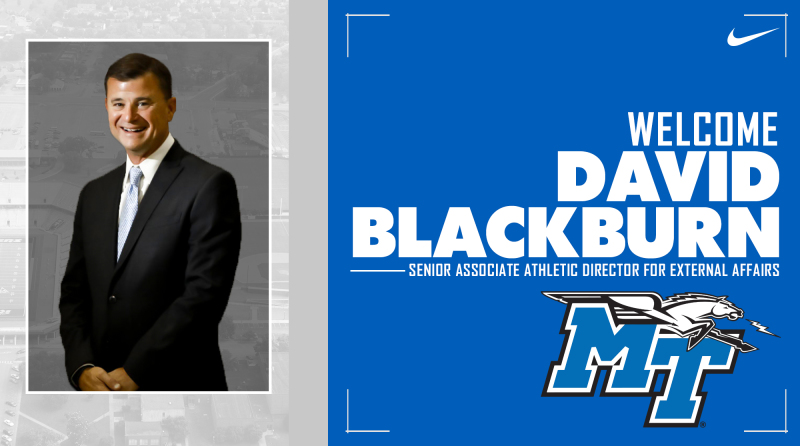 Massaro tabs Blackburn as new Senior Associate AD