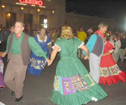 CRIPPLE CREEK CLOGGERS Head To France Thursday