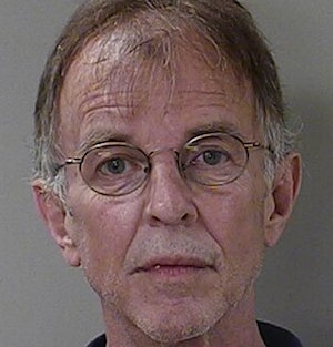 Charlie Louvin, Jr. Arrested for DUI