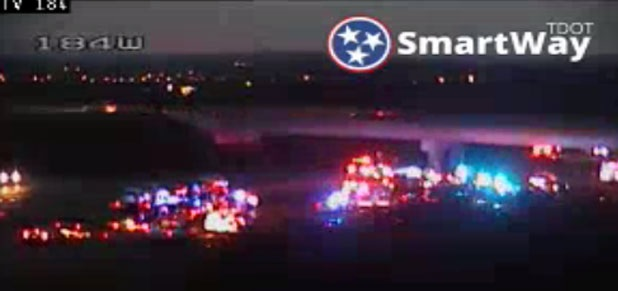 TRAFFIC: Serious Crash I-840 near I-24
