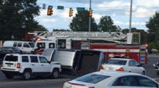 Memorial at Haynes Wednesday Afternoon Crash