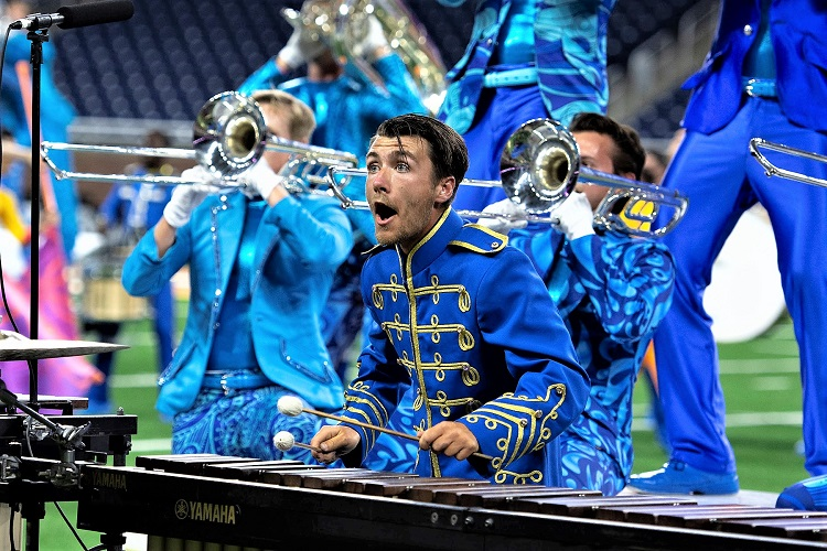 Drum Corps International At MTSU Friday