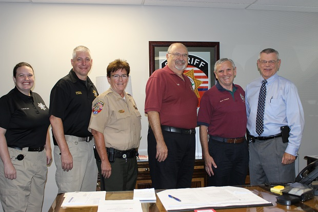 Rutherford County Sheriff's Office Achieves IAPE Accreditation