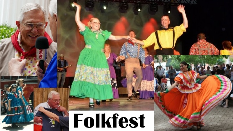 36th International Folkfest In 'Boro On June 10-17, 2018