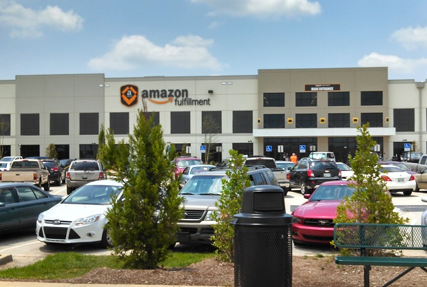 Over $41,000 in computer / gaming key cards stolen from local Amazon warehouse