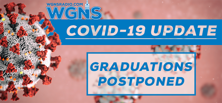 COVID-19: MTSU & County High School Graduations Postponed