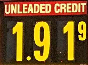 Gas Prices Inching Lower Again | AAA, gas prices, Murfreesboro, Tennessee, WGNS