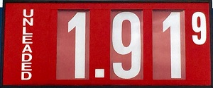 Gas Prices Wiggle Slightly: $1.91