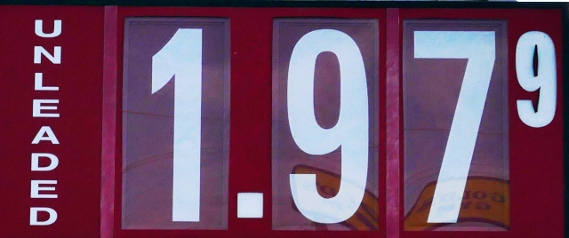 Gas Prices Rollercoaster Ride