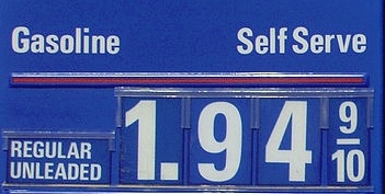 Week Begins With $1.94 Gas