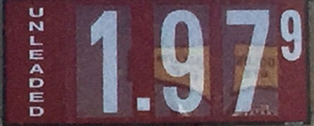 Gas Prices A MIXED BAG In The 'Boro