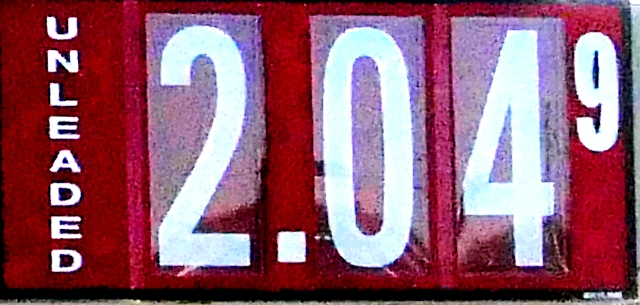Gas Prices on the Up Swing