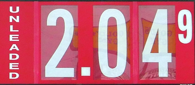 Memorial Day Gas Prices Were At 11-Year LOW!