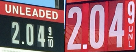 Gas Prices May Have Peaked: $2.04 in 'Boro