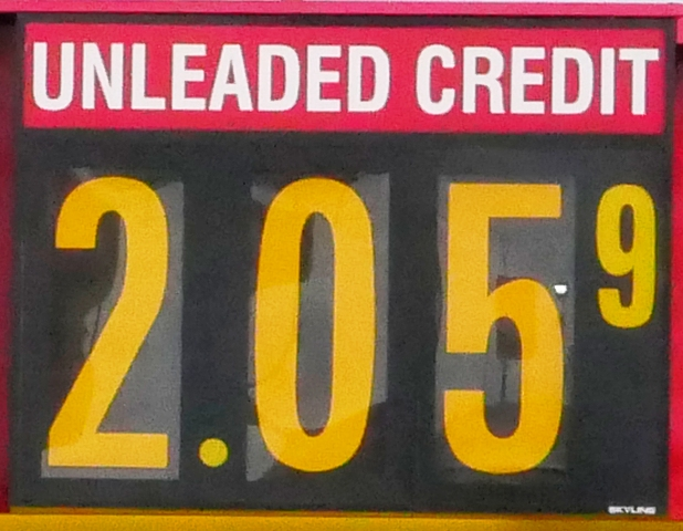 Gas Prices Stabalizing