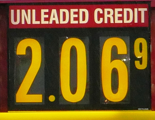 'Boro Gas Prices JUMP 14-Cents In 7-Days!