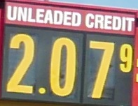 Gas Remains Slightly Higher at $2.09