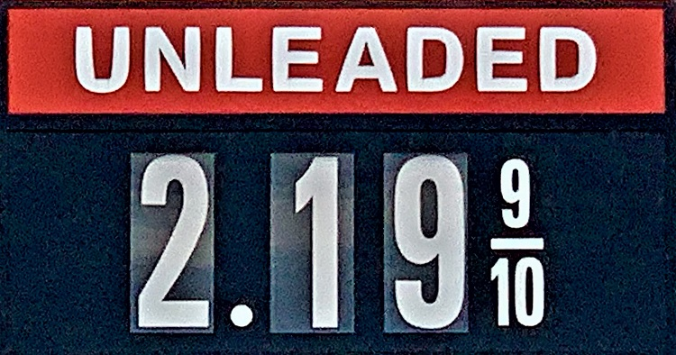 Some 'Boro Gas Discounters Offer $2.19/Gallon