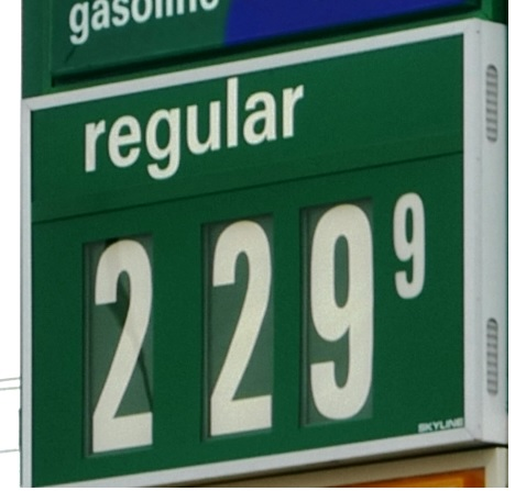 Gas Drops 20-cents In 'Boro