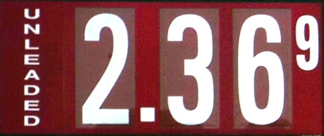 Cheapest 4th of July Gas Since 2009