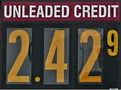 Tennessee's Best Gas Prices Still In 'Boro