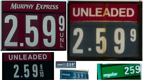 'Boro Gas Prices UP 50-cents!
