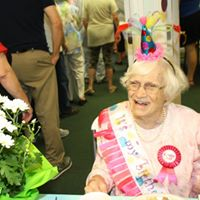 La Vergne Woman Turns 102!
