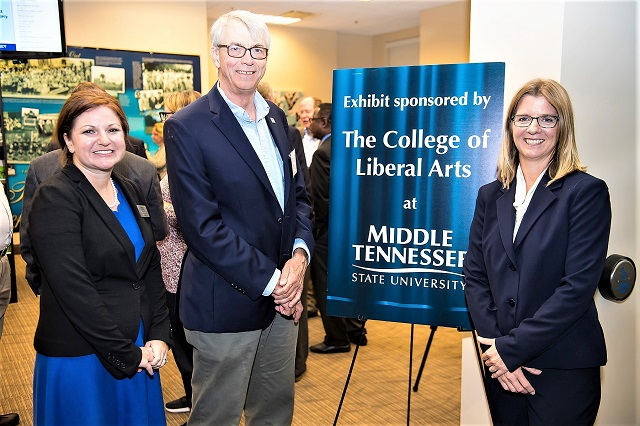 MTSU College of Liberal Arts helps students 'Explore, Engage, Enrich, Earn'